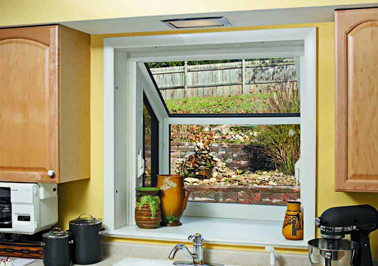 Replacement Garden Windows
