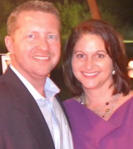 Frank & Laura Amory