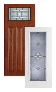 Standout Entry Door