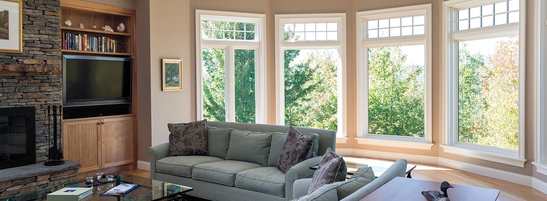 Geometric Shapes Window